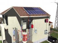 SunHybrid - termic si fotovoltaic pe aceeasi structura
